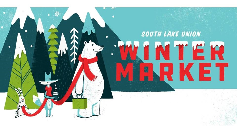 South Lake Union Winter Market