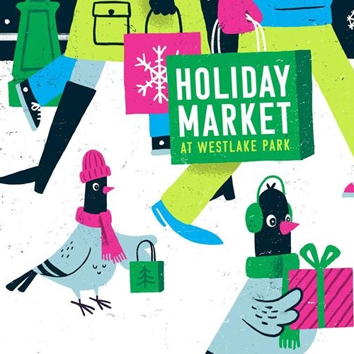 Holiday Market at Westlake Park