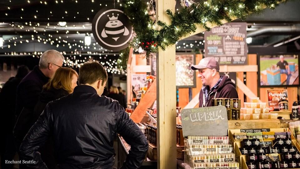 Enchant Christmas Vendor