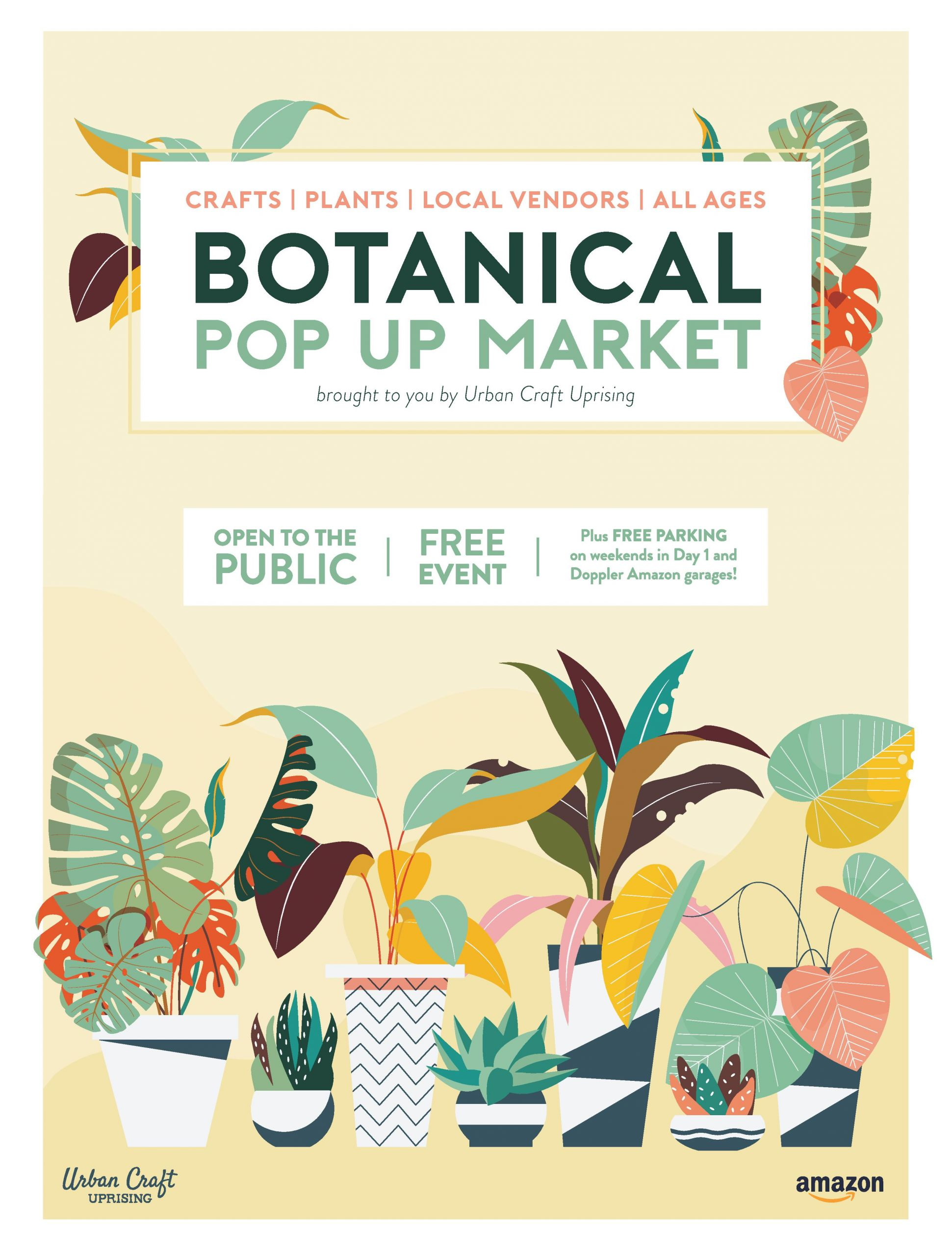 Botanical Pop-Up Market