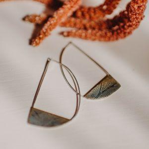 Bungalow Earrings