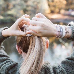Organic_Blonde_Hair_Tie - Suzi