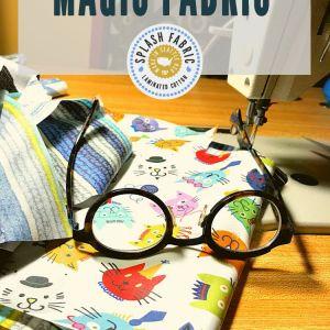 Magic Fabric - Laminated Cotton