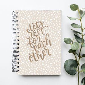 Let's Root For Each Other Planner