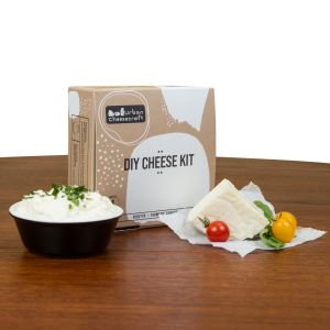 Deluxe Cheese Kit- 8 Cheeses