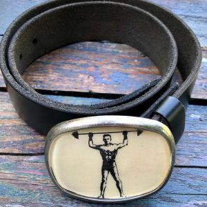 kitsch belt buckles
