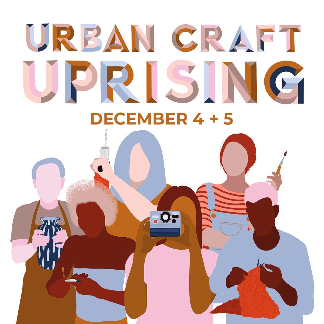Urban Craft Uprising Winter Show